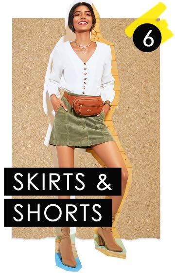 women_skirts_and_shorts
