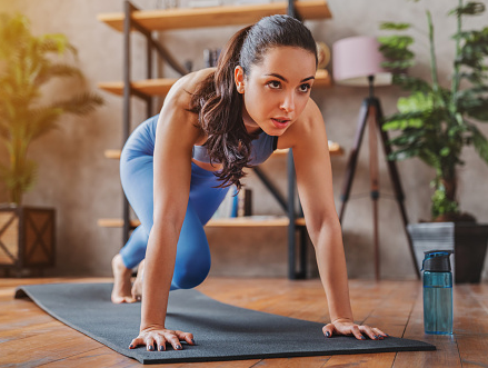 Home Exercise and Fitness