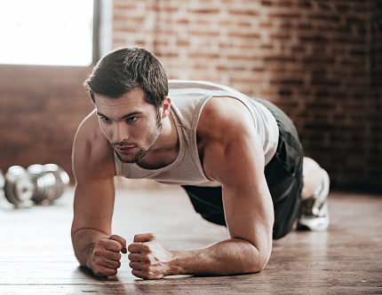 Plank Exercises For Fitness